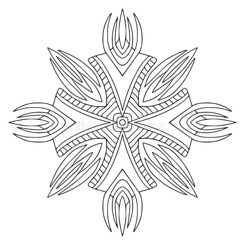 - Ornamental Mandala. Tattoo Art Design. Linear Ornament Pattern. Coloring  Book Page. Tattoo Modern Print. Stock Vector - Illustration Of Mandala,  Background: 159472198