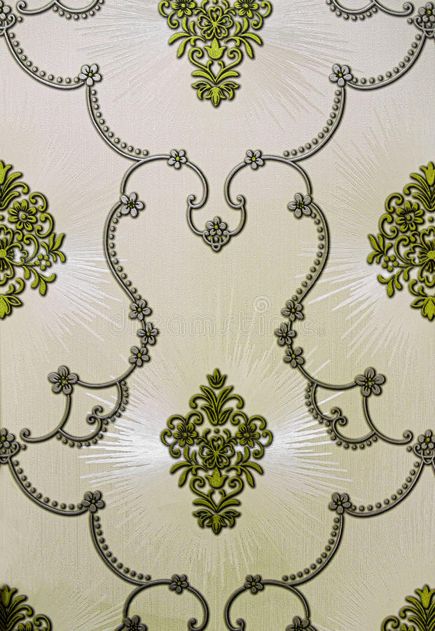 Download Ornamental Wallpaper Royalty Free Stock Photos - Image: 36557248