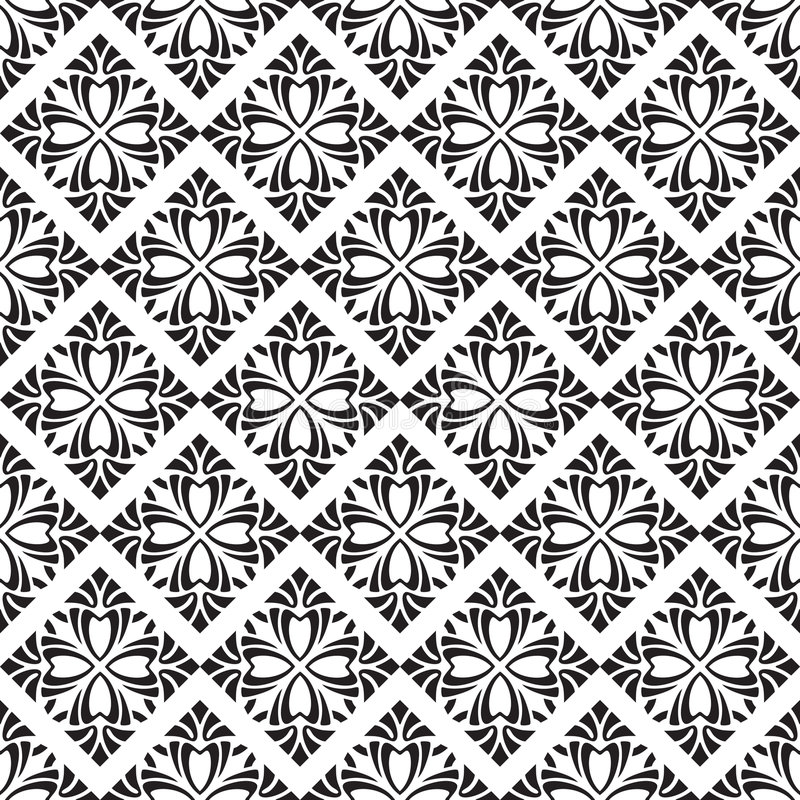 ornamental wzór ilustracja wektor