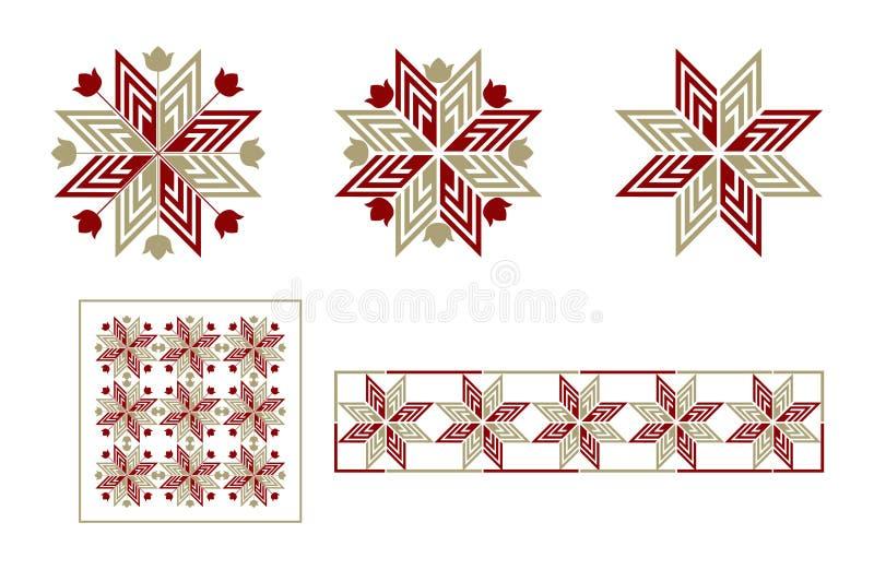 Ornamentation 03 Royalty Free Stock Photography
