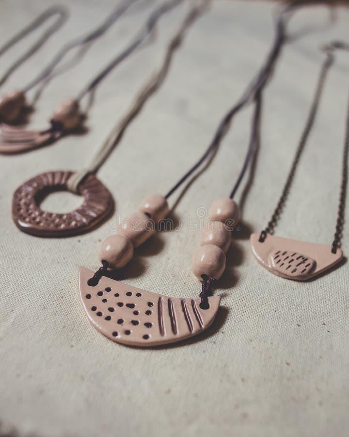 Ornamenten van keramiek royalty-vrije stock foto's
