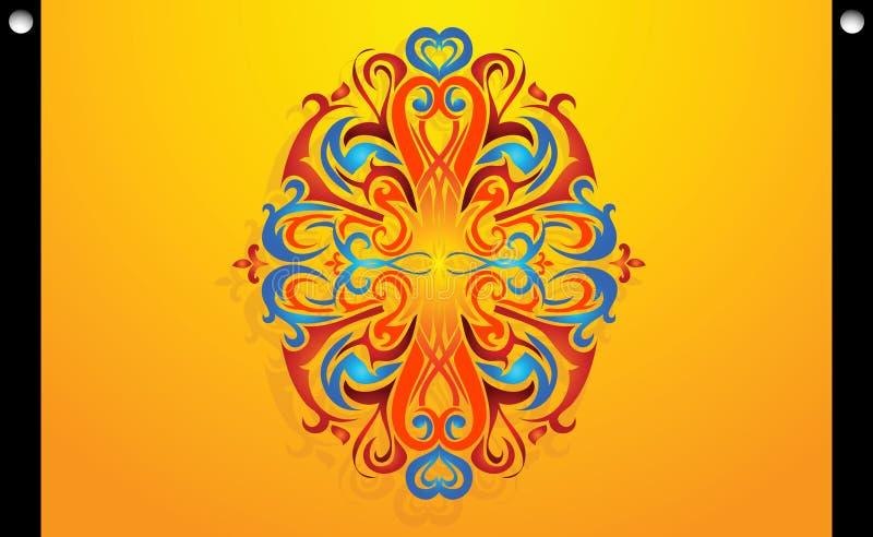 Download Ornamenti astratti illustrazione vettoriale. Illustrazione di decorativo - 7312968