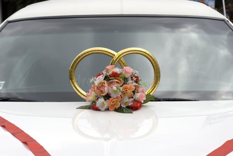 Ornamenti di cerimonia nuziale immagini stock