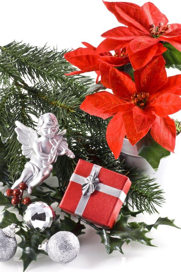 Ornamenti di natale. fotografia stock