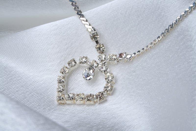 Ornamenti femminili del gioielliere fotografie stock
