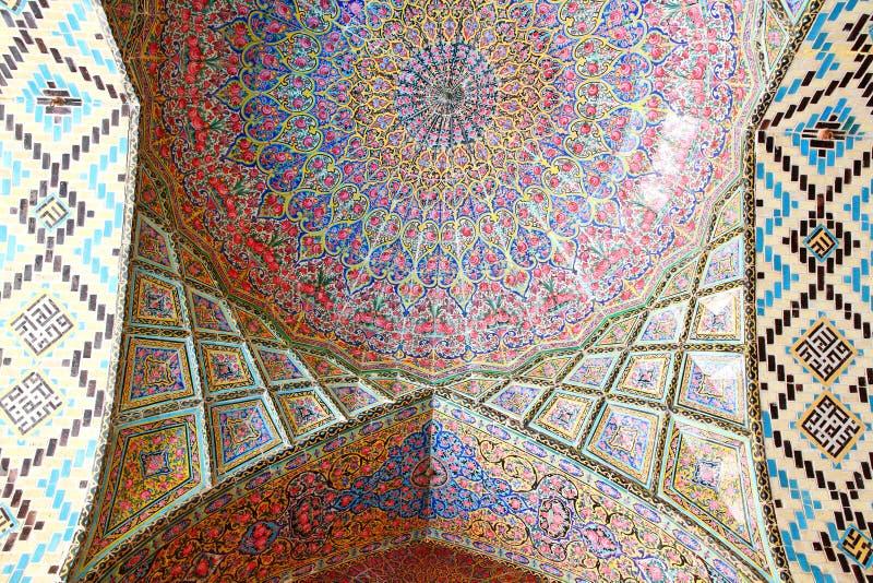Ornamenti orientali immagine stock libera da diritti