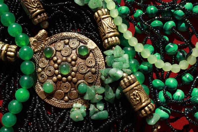 Ornamenti orientali immagine stock