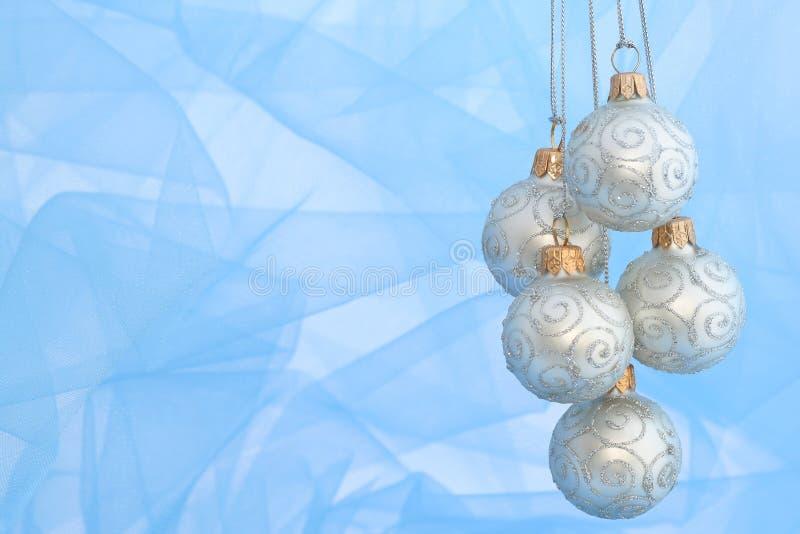 Ornamenti/sfera di natale immagini stock libere da diritti