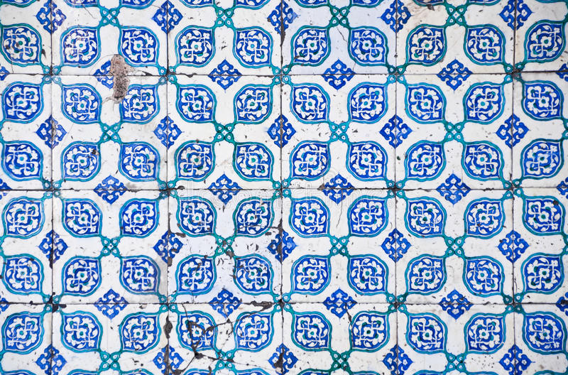 Ornamenti turchi delle mattonelle immagine stock libera da diritti