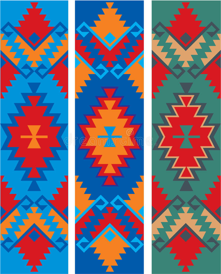 Ornamento étnicos búlgaros imagem de stock royalty free