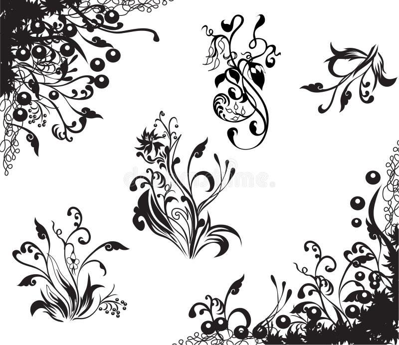 Ornamento 1 stock de ilustración