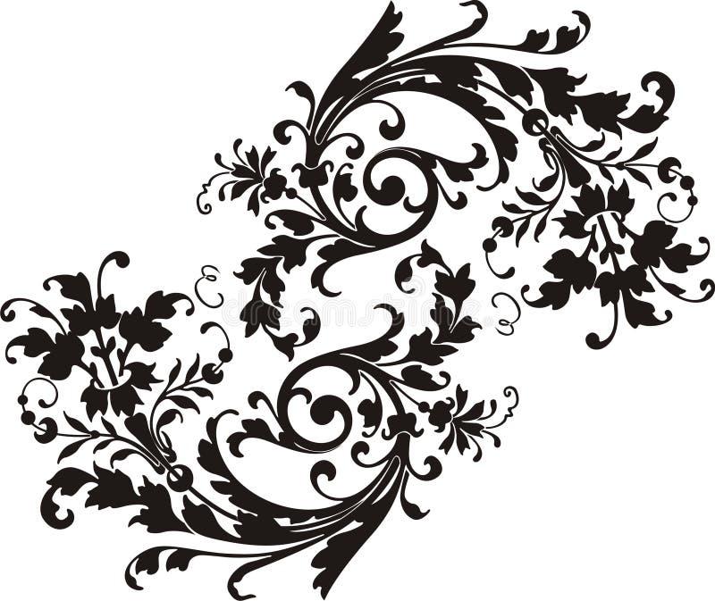 ornamento 2 illustrazione vettoriale
