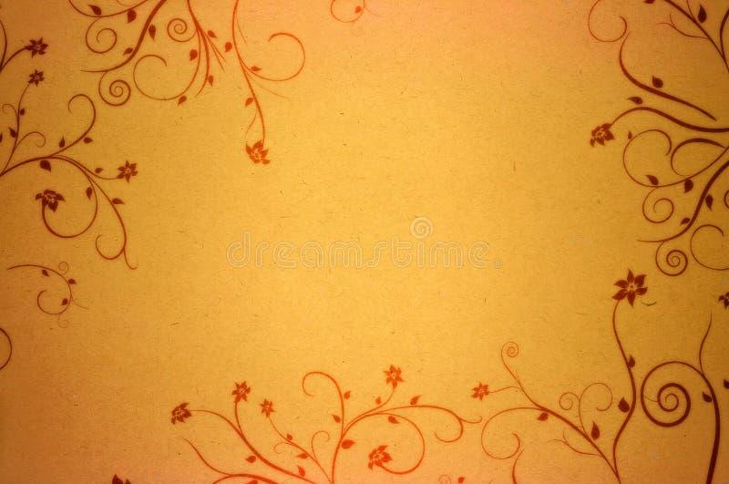 Ornamento ilustração stock