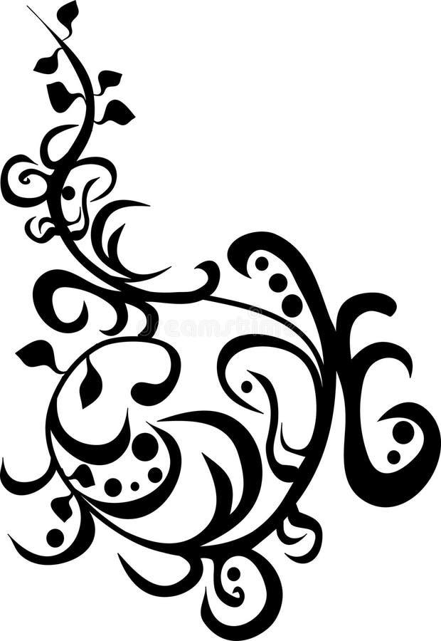 Ornamento illustrazione vettoriale