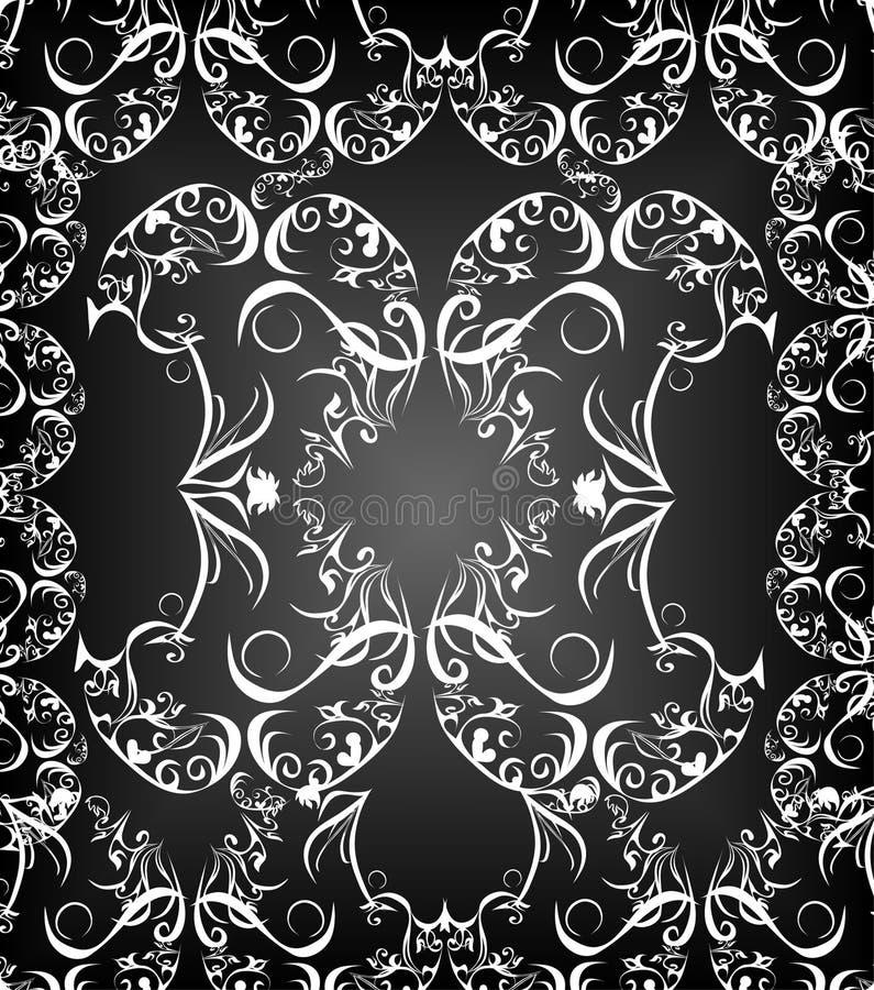 Ornamento ilustración del vector