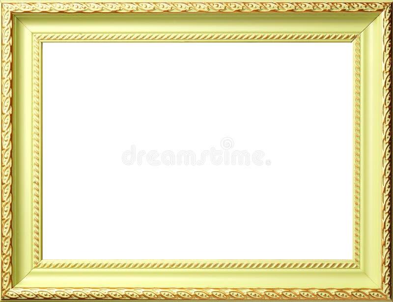 Download Ornamento Antiguo Del Oro De Los Whis Del Marco Foto de archivo - Imagen de pinturas, framing: 7281642