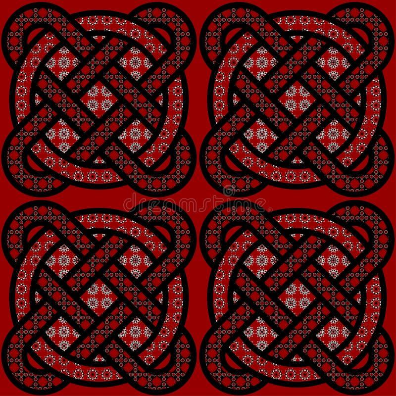 Ornamento céltico libre illustration