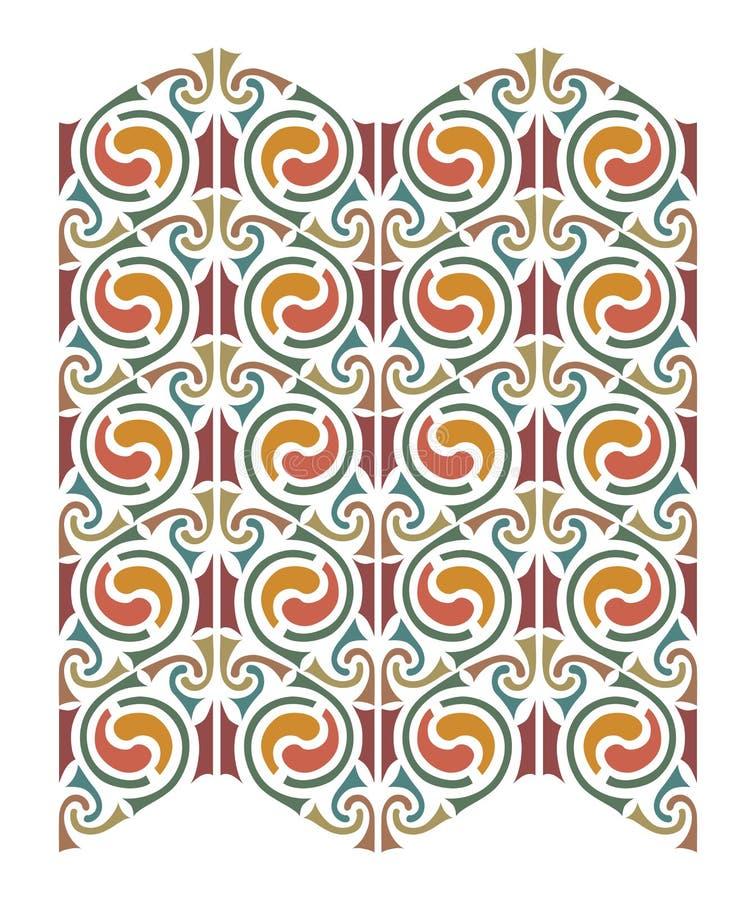 Ornamento celta - projetos da ilustra??o ilustração royalty free