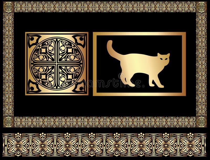 Ornamento de Egipto libre illustration