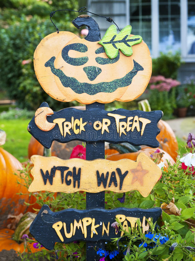 Ornamento de Halloween fotografia de stock royalty free