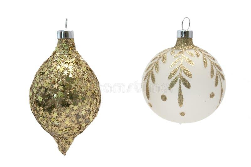 Ornamento de la Navidad imagen de archivo