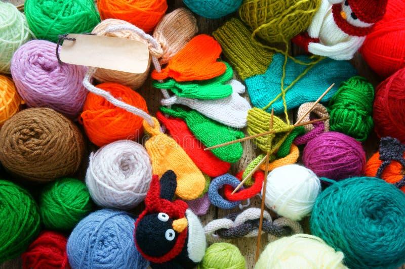 Ornamento de la Navidad, colorido, manopla, Navidad, guante fotos de archivo libres de regalías