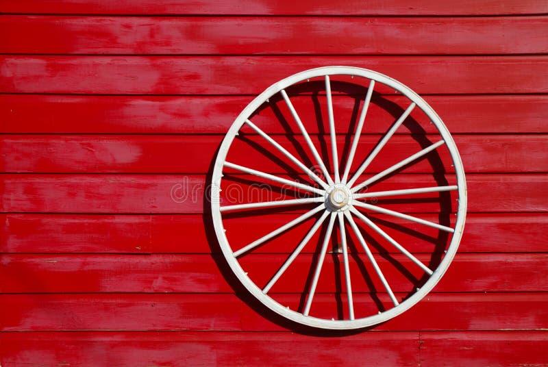 Ornamento de la rueda de carro fotografía de archivo
