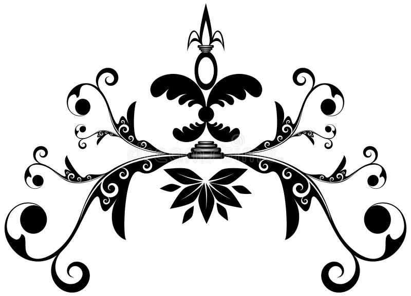Download Ornamento decorativo stock de ilustración. Ilustración de cubo - 7288151