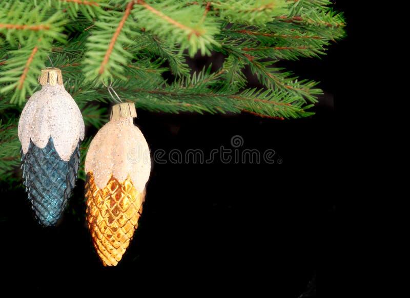 Download Ornamento del Año Nuevo imagen de archivo. Imagen de brillo - 7285767