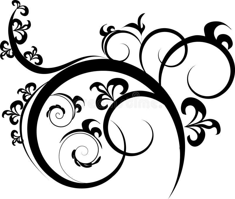 Ornamento del diseño stock de ilustración