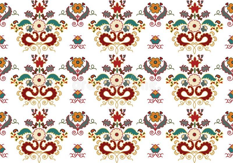 Ornamento dell'Asia. fotografia stock