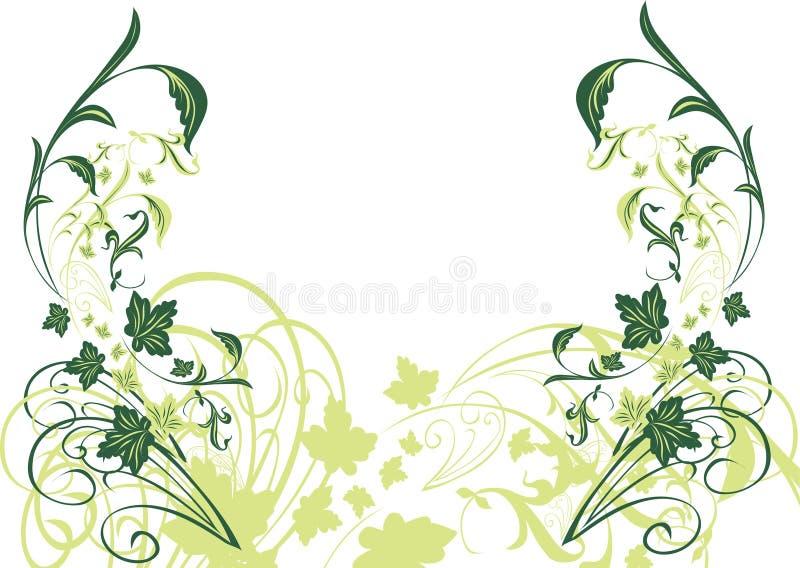Ornamento di disegno illustrazione di stock