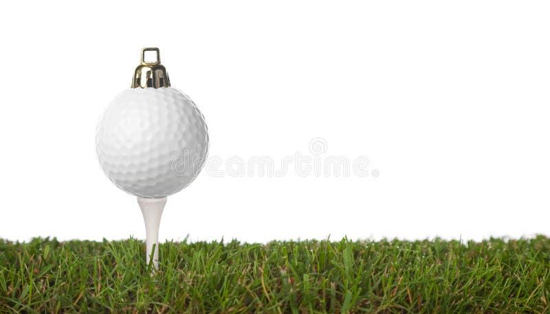 Ornamento di golf immagini stock
