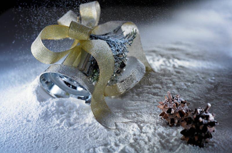 Ornamento Di Natale Fotografia Stock Libera da Diritti