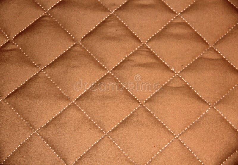 Ornamento di progettazione dell'estratto del tessuto dei diamanti fotografia stock libera da diritti