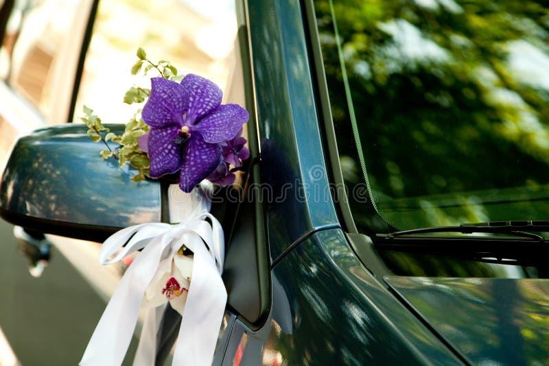 Ornamento do carro fotografia de stock royalty free