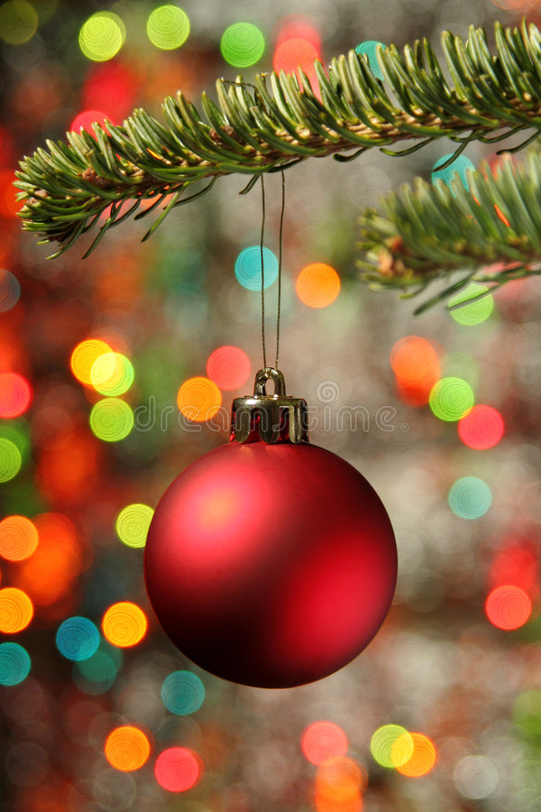 Ornamento do Natal imagem de stock royalty free