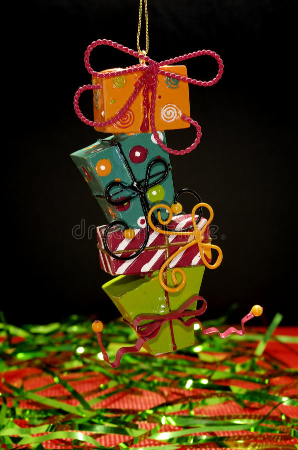 Ornamento do Natal foto de stock royalty free