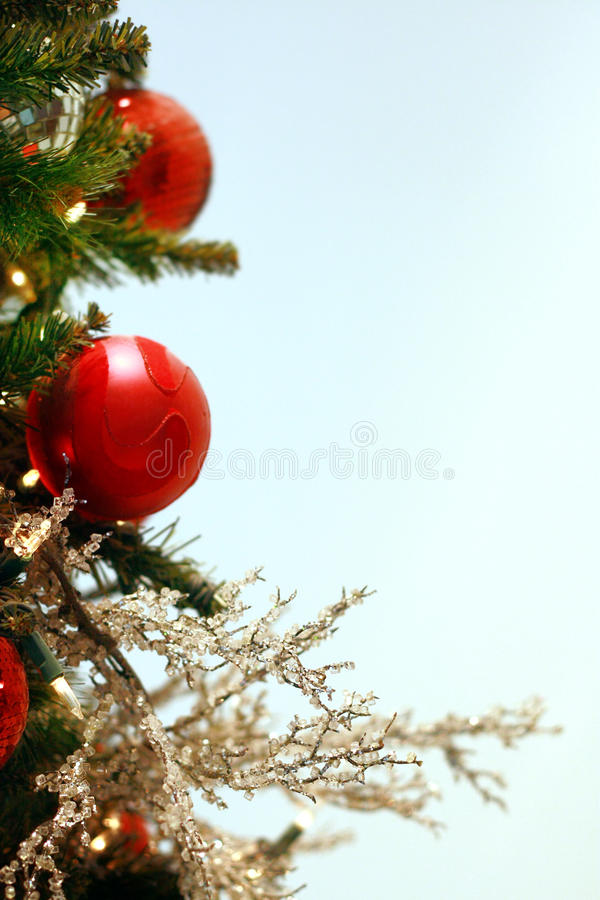 Ornamento do Natal fotos de stock royalty free