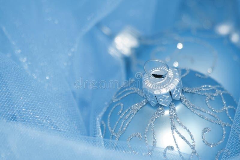 Ornamento do Natal/esfera fotografia de stock