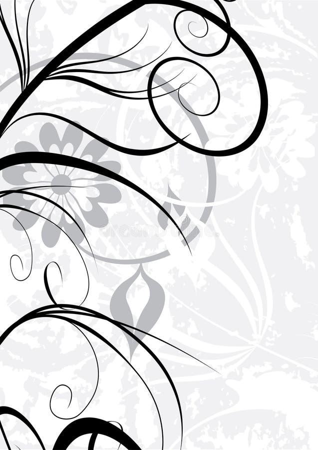 Ornamento do projeto ilustração royalty free