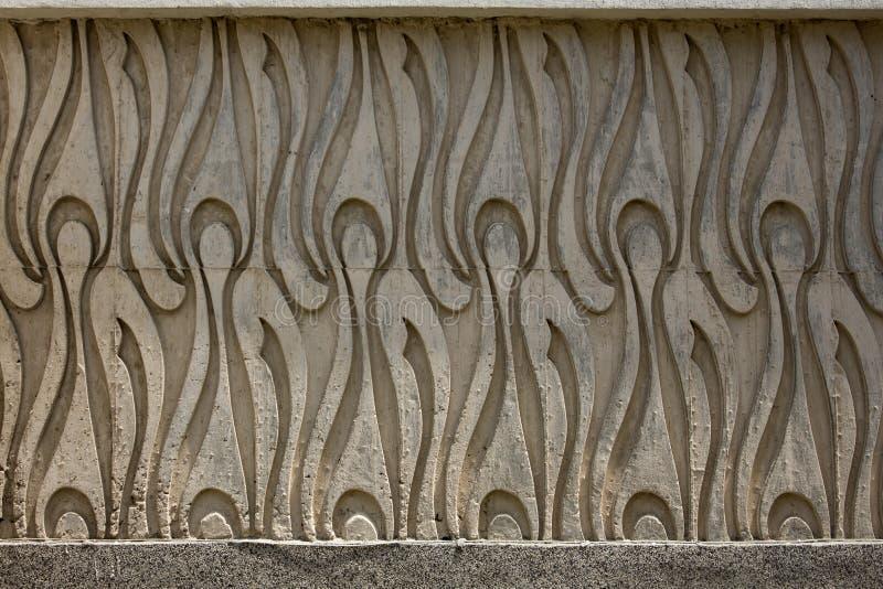 Ornamento exteriores da textura do vintage estranho foto de stock royalty free