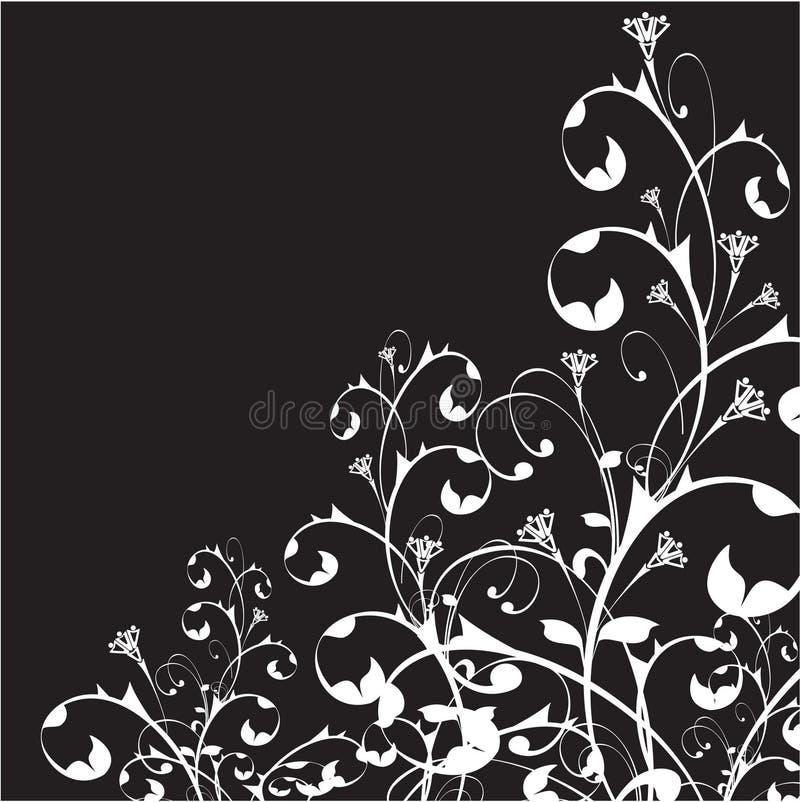 Ornamento floral libre illustration