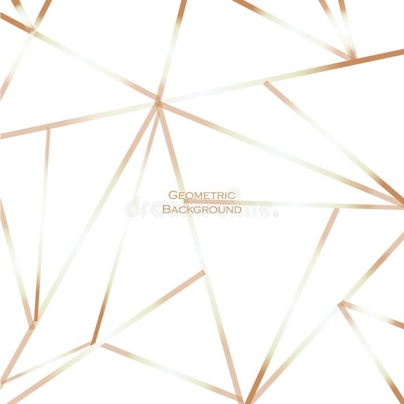 Ornamento geometrico dei triangoli colorati multi Per il web, tessuto fotografie stock