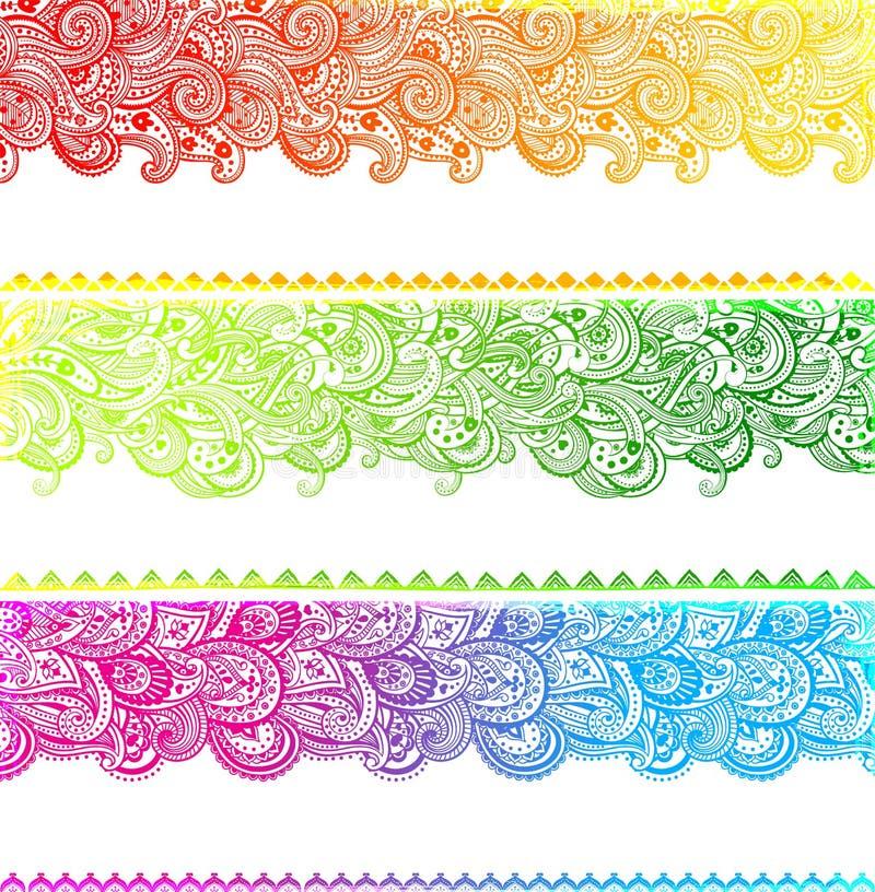 Ornamento hermoso libre illustration