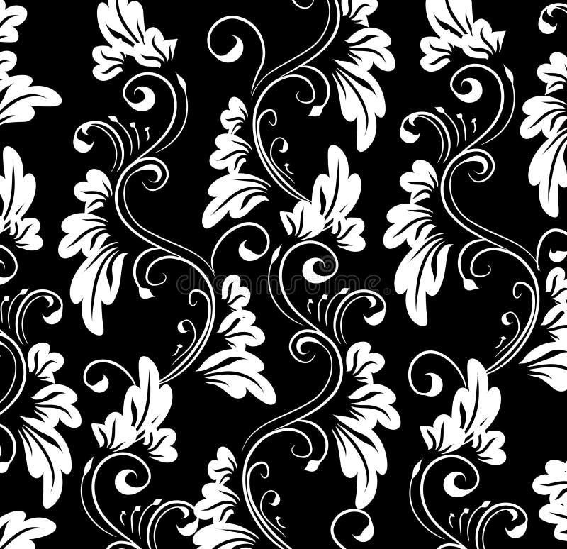 Download Ornamento monocromatico illustrazione di stock. Illustrazione di ornamentale - 3143388