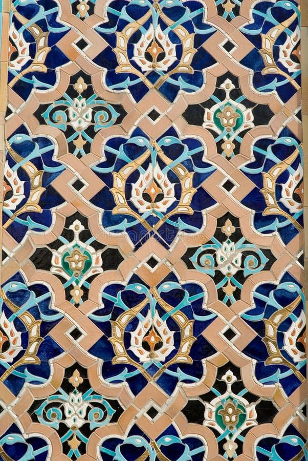Ornamento orientale tradizionale immagine stock libera da diritti