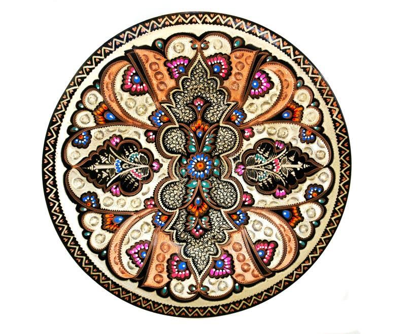 Ornamento turcos fotografia de stock