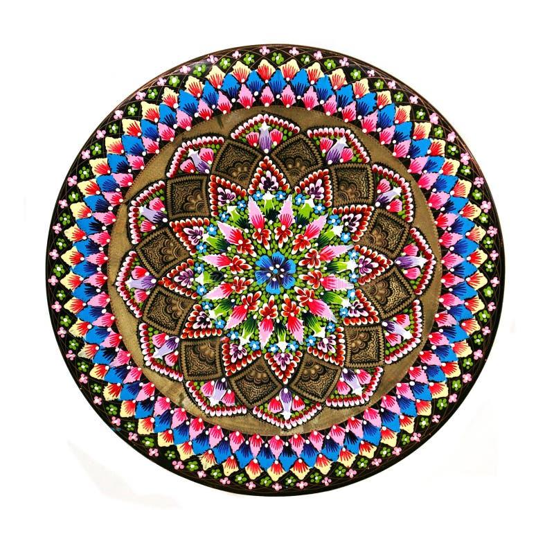 Ornamento turcos Handmade foto de stock