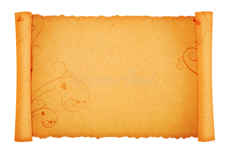 Ornamentos del amor ilustración del vector